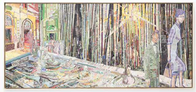 , 'Liminal Pool #3,' 2013, Rosamund Felsen Gallery