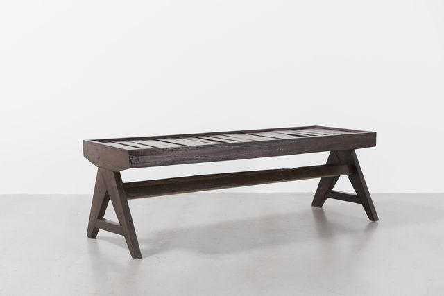 , 'Bench with slats ,' ca. 1955, Galerie Patrick Seguin