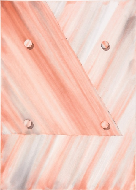 , 'Untitled (Triangle),' 2009, Crown Point Press
