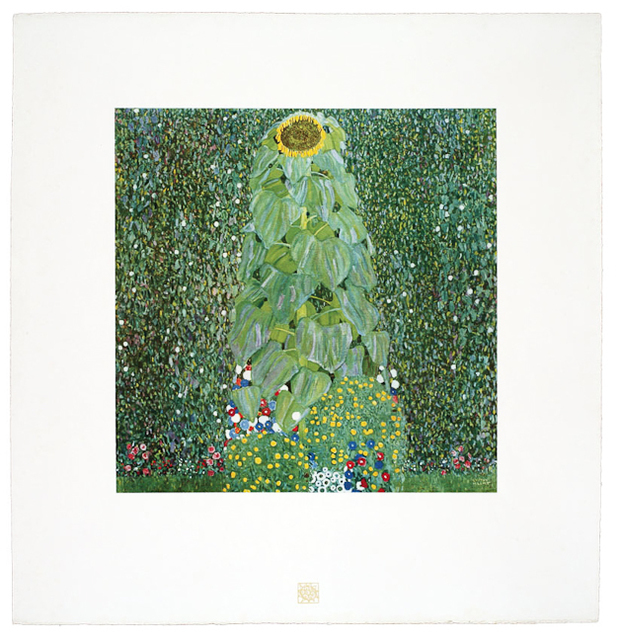 , 'The Sunflower [Das Werk Gustav Klimts],' 1908-1914, Jason Jacques Gallery