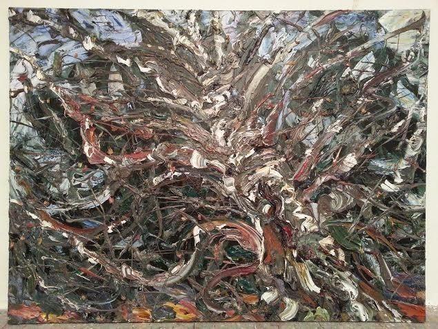, 'Birch,' 2013, Vasilisa Kameneva