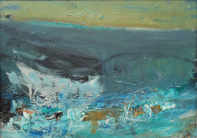 , 'Rough Sea,' , Cyril Gerber Fine Art/ Compass Gallery