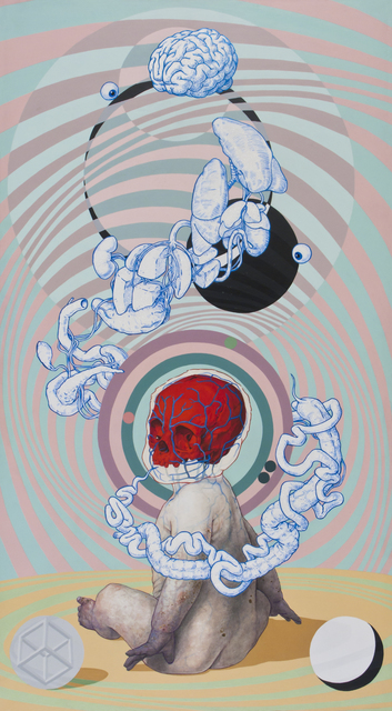 , 'Waning Gibbous,' , Helikon Gallery & Studios