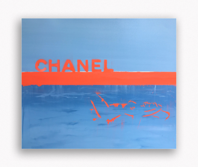 ASI, 'Chanel IV (Saint Tropez)', 2019, Nikola Rukaj Gallery