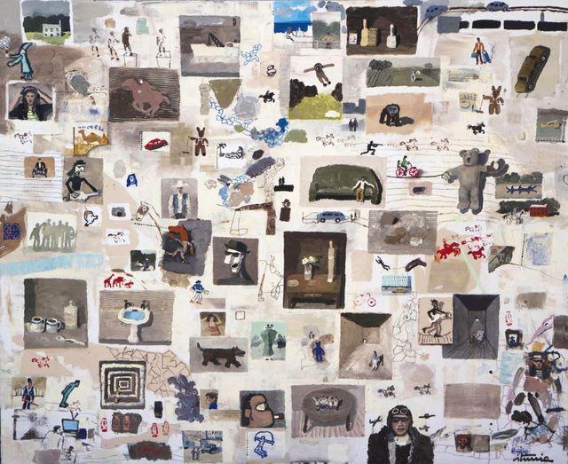 Ignacio Iturria, 'Historias mias', 2015, Galeria Sur