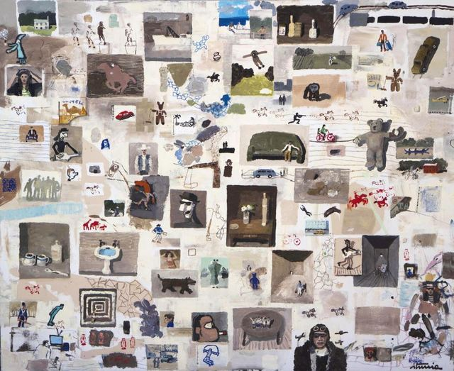 , 'Historias mias,' 2015, Galeria Sur