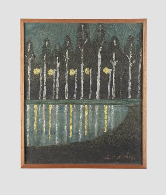 Amadeo Luciano Lorenzato, 'Reflexo', ND, Painting, Oil on canvas and wood, Galeria Marília Razuk