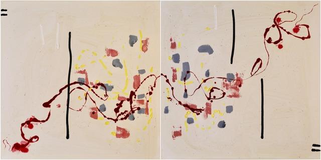 Catherine C. Czerwinski, 'The Red String of Fate', 2017, Galerie Vivendi