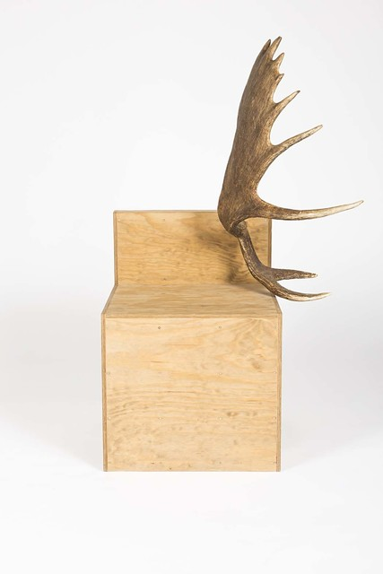 , 'Stag Chair (natural),' 2007, Ratio 3