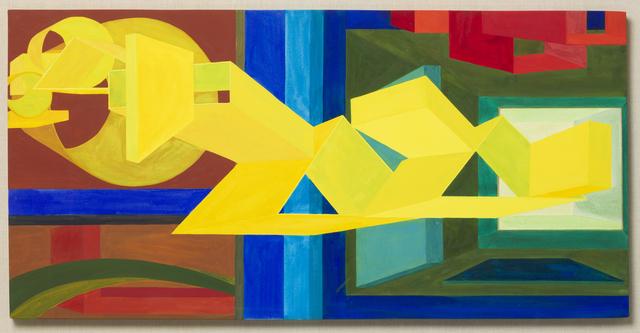 , 'Coldbrook III,' 1991, David Klein Gallery