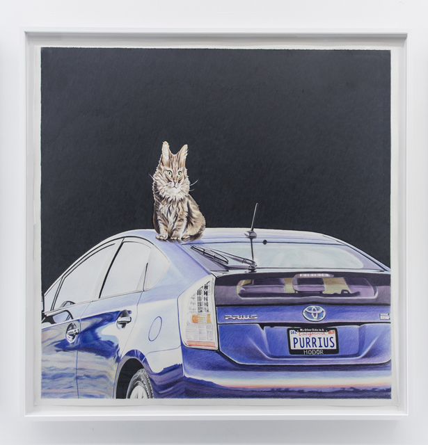 , 'Purrius,' 2016, The Hole