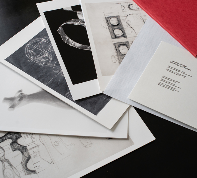 Garret Linn, 'Jacques Jarrige: Drawings and Images', 2017, Valerie Goodman Gallery