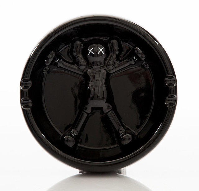 KAWS, 'Original Fake Ashtray', 2008, Other, Ceramic with glazing, Heritage Auctions