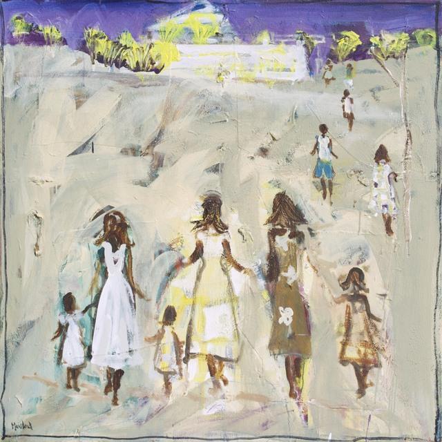 John Maitland, 'First day prep', 2014, Wentworth Galleries