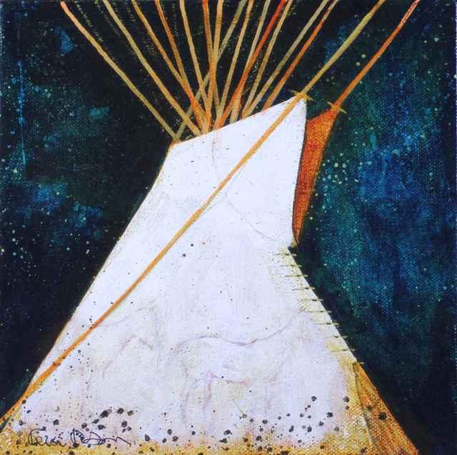 , 'Crow Horse TiPi,' , Sorrel Sky Gallery