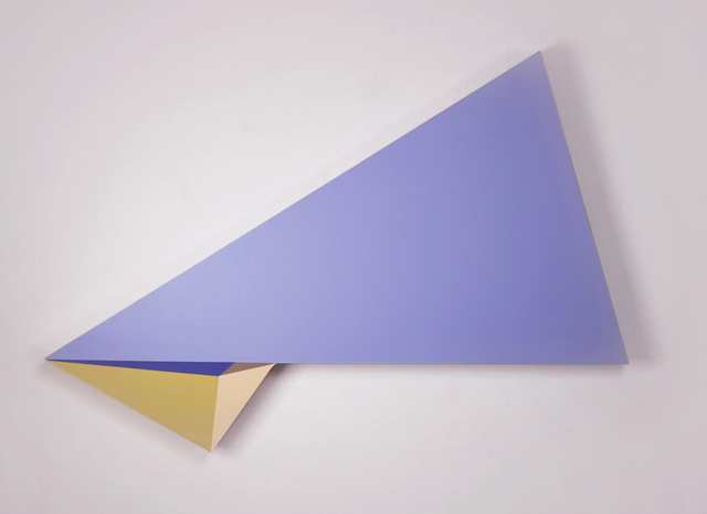 Zin Helena Song, 'Polygon in Space #10', 2014, River