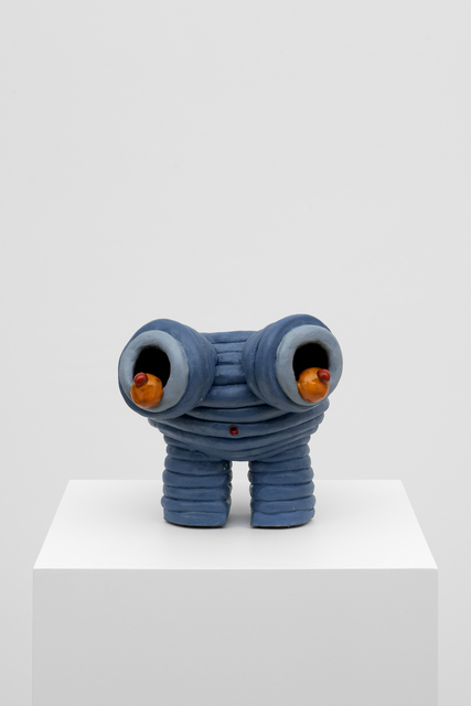 LETO, 'Blue Buoy', 2020, Other, Glazed ceramic, NINO MIER GALLERY