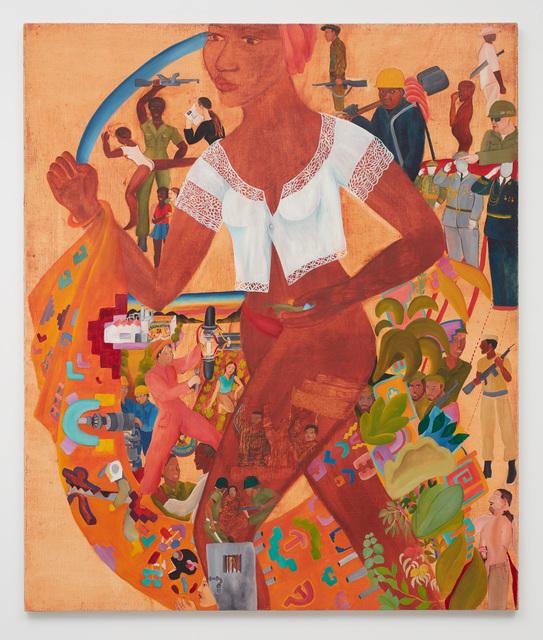 , 'La Mulata Costeña,' ca. 1978, Lehmann Maupin