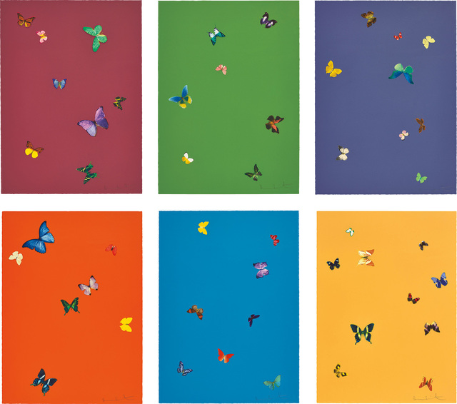 Damien Hirst, 'The Wonder of You', 2015, Phillips