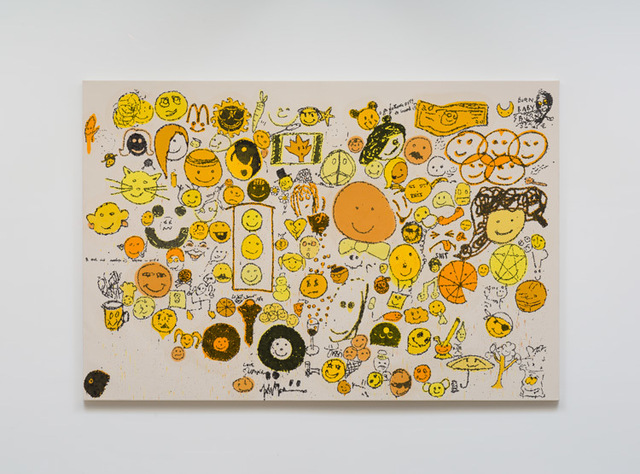 , 'Various Yellow Happy Endings ,' 2011, UTA Artist Space