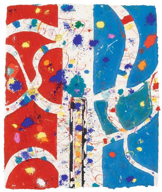 Sam Francis, 'Untitled', 1982, Masterworks Fine Art