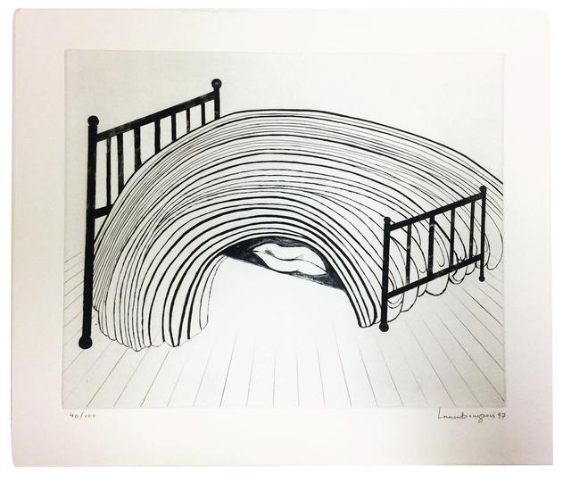 , 'Bed,' 1997, Carolina Nitsch Contemporary Art