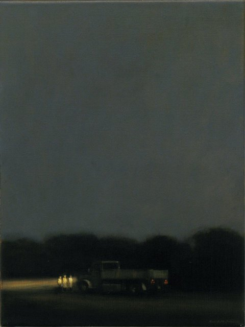 Ben McLaughlin, 'Friday April 8, 2011: Cambodian Fishermen Have Rescued 92 Tourists From A Boat Which Capsized Due To The Dancing Of Its Drunken Passengers', 2011, Hosfelt Gallery