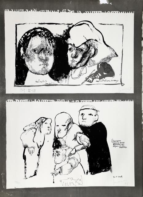 , 'El Siniestro,' 1968, RoGallery