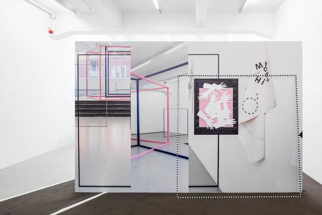 """, 'Wallpaper """"Event"""" 1,' 2017, Andréhn-Schiptjenko"""
