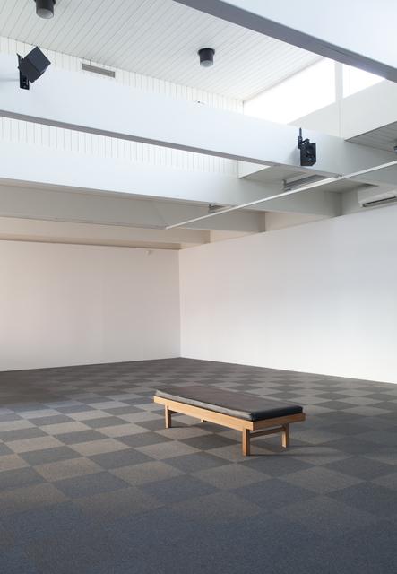 , 'Wave Table Concert,' 2016, Kunsthall Stavanger