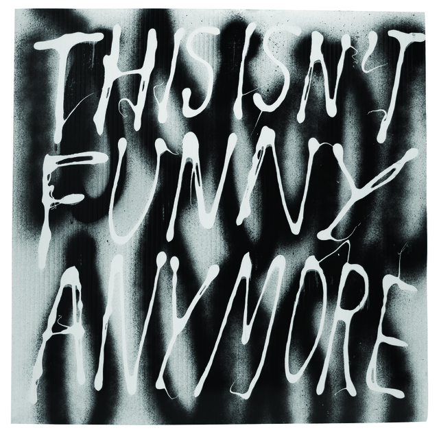 Nathan Bell, 'Not Funny Anymore', 2017, Subliminal Projects