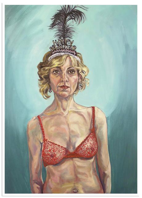 Patty Horing, 'After Walt Kuhn', 2016, Anna Zorina Gallery