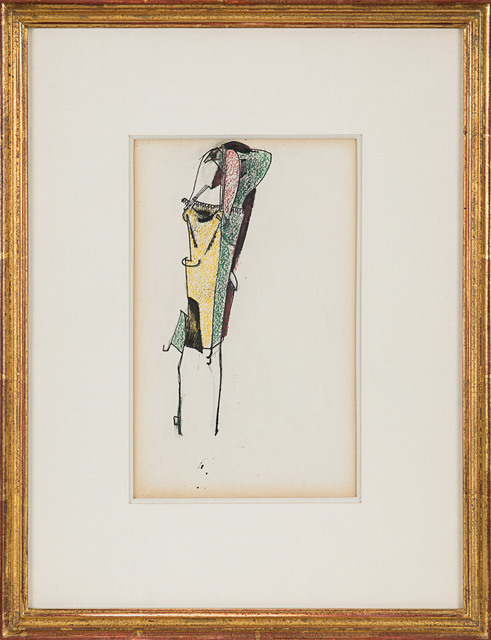 Julio González, 'Femme Bizarre', 1935, Rosenberg & Co.