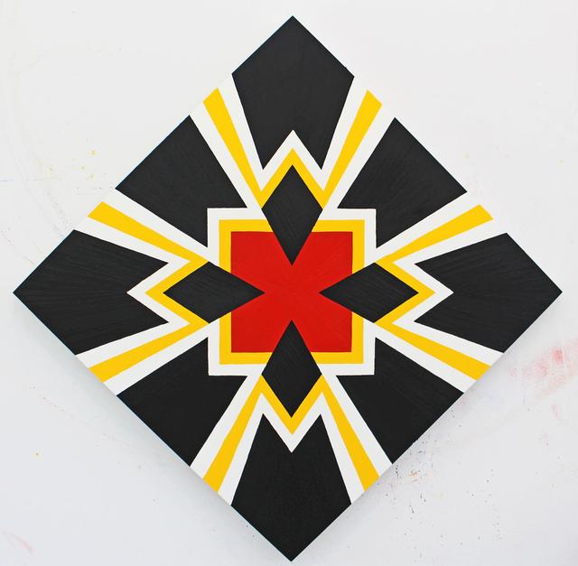 , 'Black Diamond,' 2014, Galerie Hervé Bize