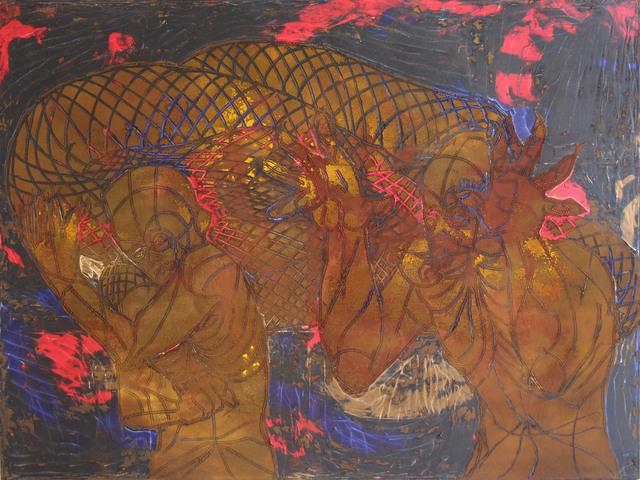 Jose Angel Santiago, 'DXIBII GUELXA ', 2019, Galería Quetzalli