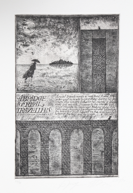Brodsky & Utkin, 'Diomede I from Brodsky and Utkin: Projects 1981 - 1990', 1990, RoGallery