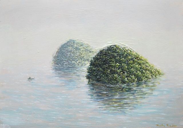 , 'Island of desire,' 2015, Galerie Dumonteil