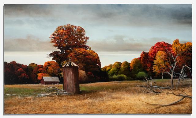 Michael Gregory, 'Fall Idyll', 2019, Nancy Hoffman Gallery