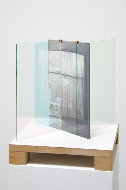 , 'Casa de Vidro, Quadrado,' 2015, Christopher Grimes Gallery