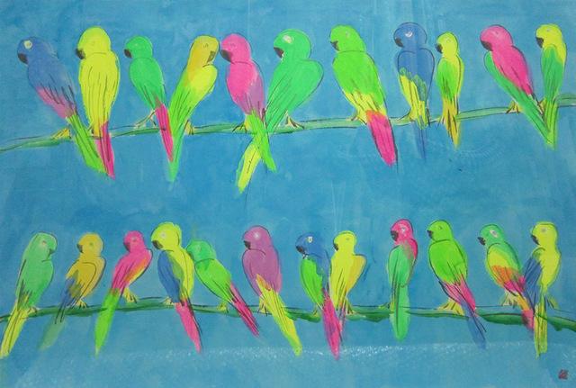 , 'Friend's Meeting,' ca. 1980, Alisan Fine Arts