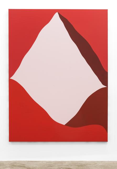 , 'Big Red,' 2019, Brannan Mason Gallery
