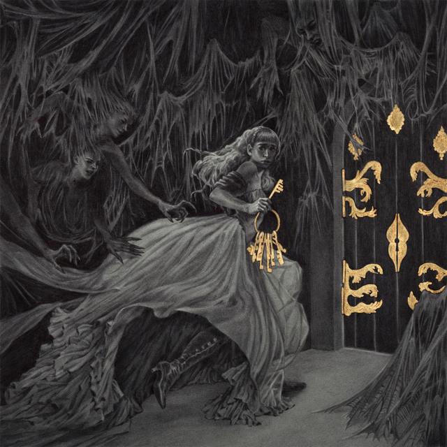 , 'Eerie Omens,' 2017, Haven Gallery