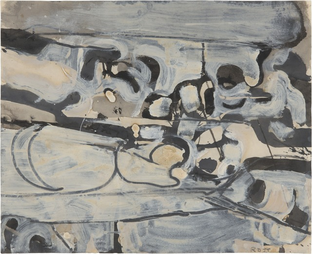 Richard Diebenkorn, 'Untitled (Berkeley),' 1955, Richard Diebenkorn Foundation