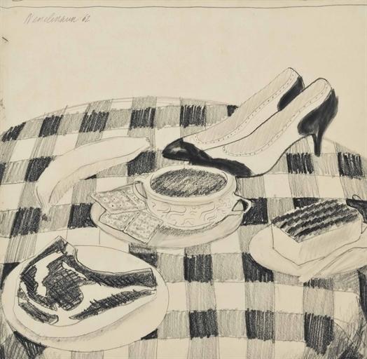 Tom Wesselmann, 'Study for Still Life #9', Christie's