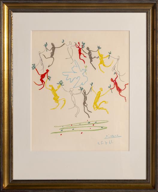 Pablo Picasso, 'La Ronde de la Jeunesse', 1961, RoGallery