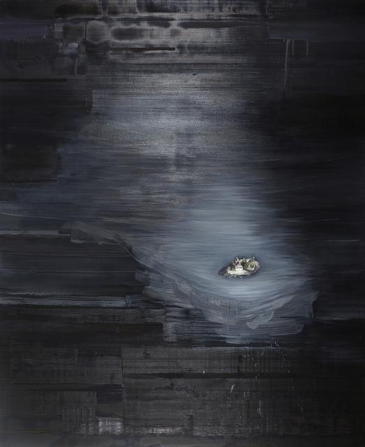 , 'Black Lands n1,' 2018, EMMATHOMAS