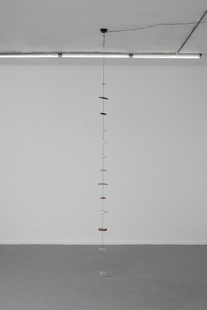 , '345x21x21,' 2010, Dvir Gallery