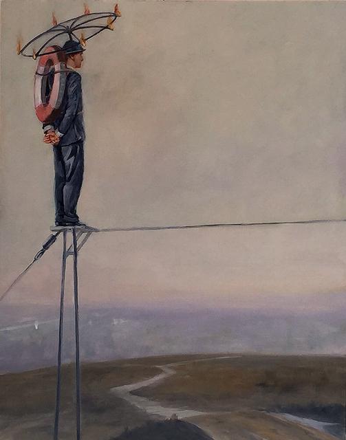 , 'Indecision,' 2016, Sue Greenwood Fine Art