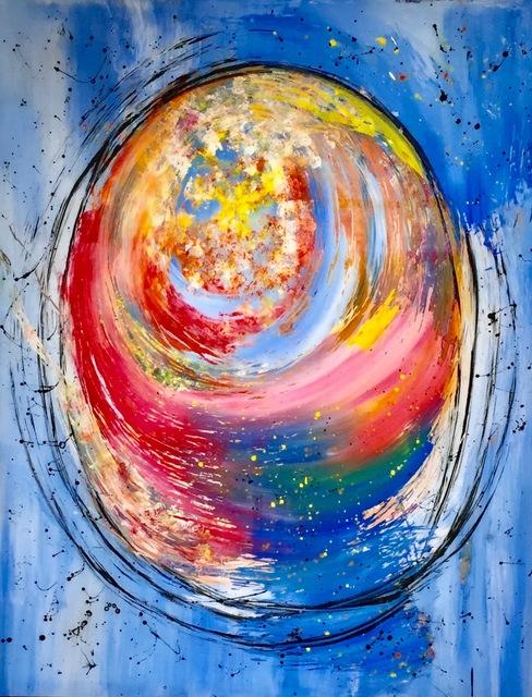 , 'Multiverse I,' 2017, Hilton Asmus