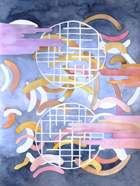, 'Random II,' 2015, SPUTNIK